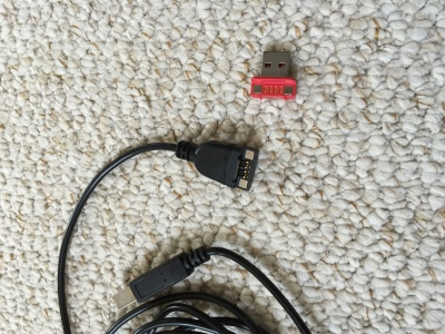 11 Magnetic USB
