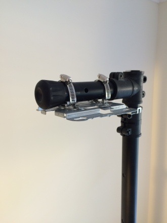 06 Speaker Tripod - Head